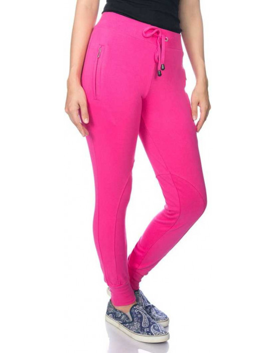Womens Fuchsia Narrow...