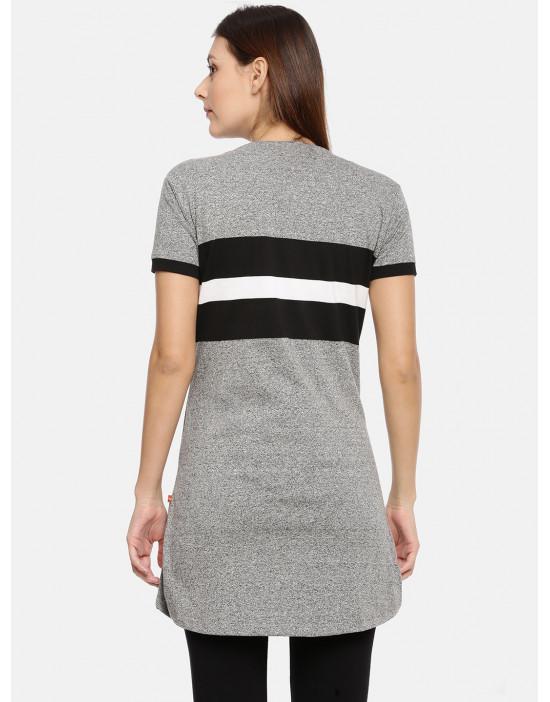 Womens Maternity Stripe...