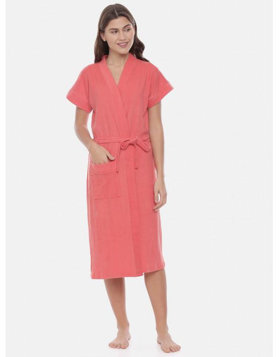 Womens Cotton Carrot Color...