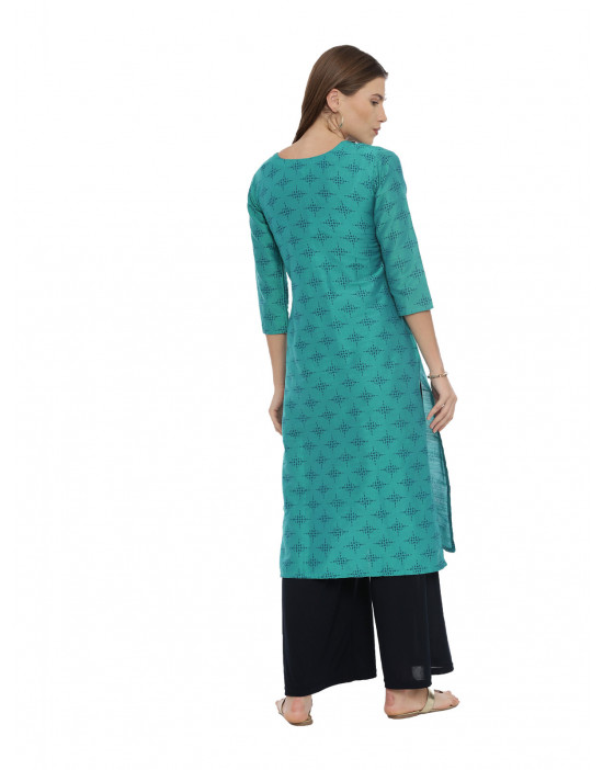 Womens Sea.Green Color...