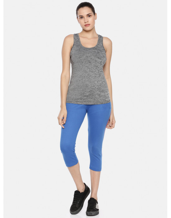 Womens Grey Color Sports...