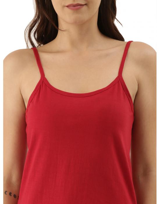 Womens Thin Shoulder Cotton...