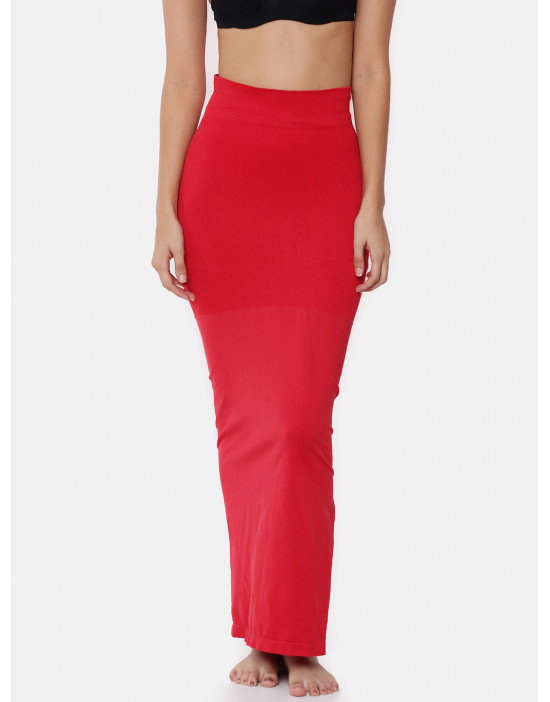 Womens Red Color Solid...