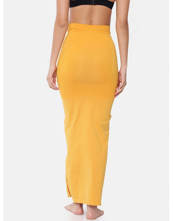 Womens Yellow Color Solid...