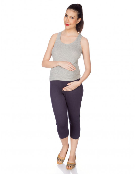 Women's Maternity Capri