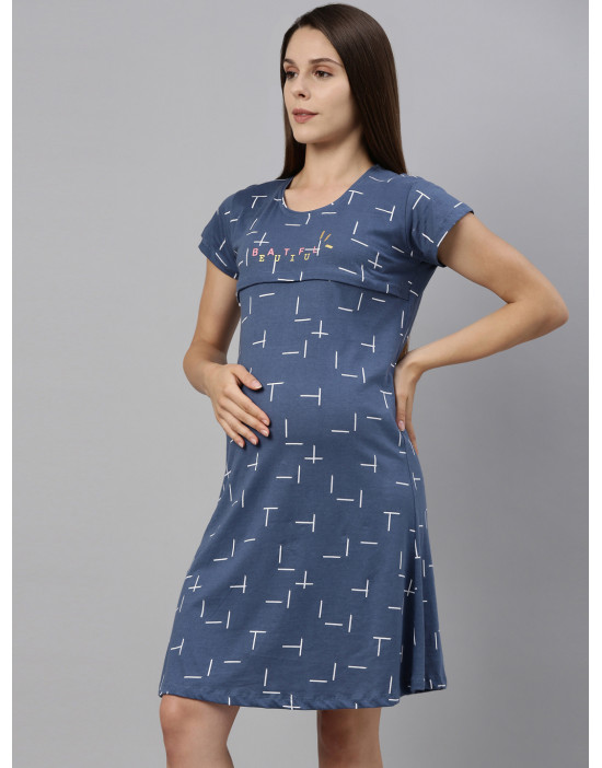 Womens Maternity Short...