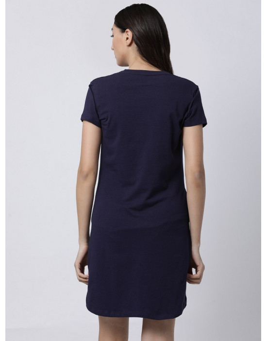 Womens Navy Blue Color...
