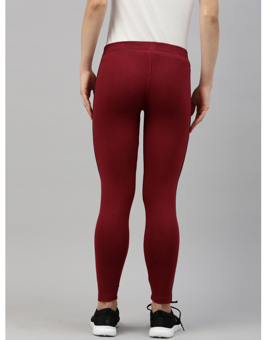 Womens Perfect Maroon Color...