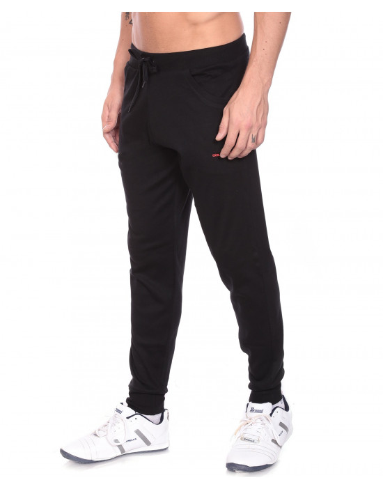 Men's Jogger Pant with Bottom Rib, Trendy Pocket and Flap Back Pocket