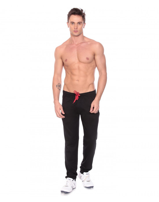 Men's Sports Track Pant with Zipper Pocket - Goldstroms