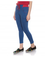 Sports/Yoga/Casual TrackPant/Jogger with Narrow Bottom and Trendy Pocket