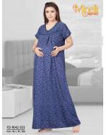 Goldstroms Maternity Feeding Nightwear Dress