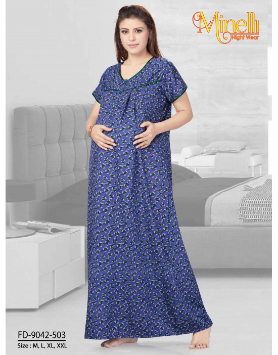 Minelli Pre and Post Maternity Feeding Dress - Goldstroms