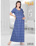 Goldstroms Maternity Feeding Nightwear Dress