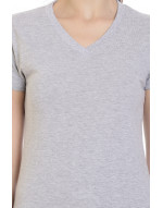 Women's Sports/Yoga V-Neck Plain Tee/Top