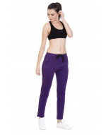 Women's Yoga/Sports TrackPant/Jogger with Zipper Pocket