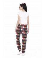 Womens Harem Pant Slim Fit Style with Bottom Grip
