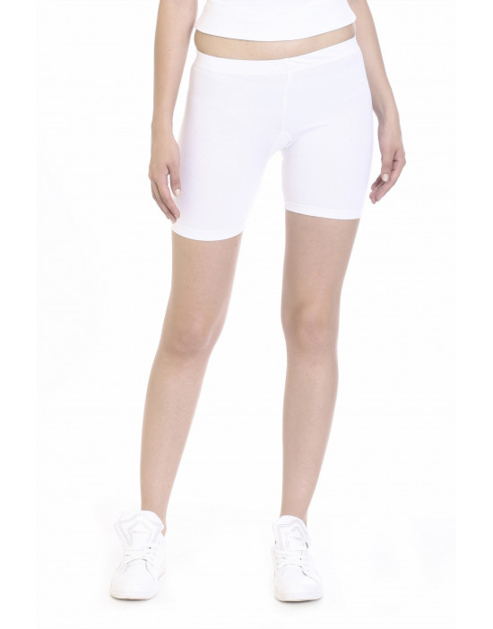 Womens Cotton Fabric Clycing Shorts