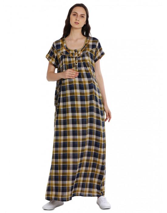 Minelli Maternity/Feeding/Nursing Night Dress