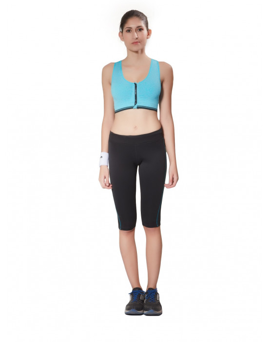Women's Dri Fit-Four Way Stretch Capri