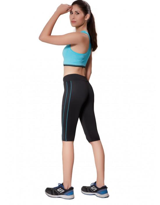 Women's Dri Fit-Four Way Stretch Capri