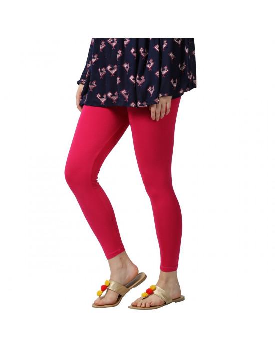 Women's Four Way Strech Ankle Length Legging