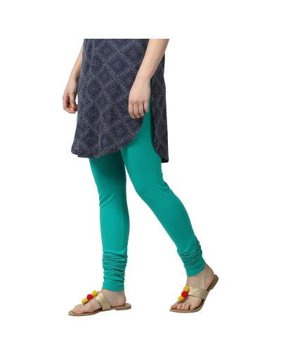 Women's Four Way Strech Churidar Legging