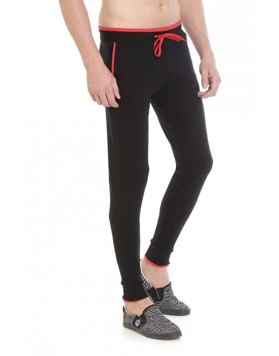 Men's New Stylish Solid Cotton Rib Jogger/Track Pant