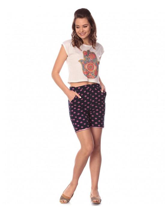 Women's Latest Stylish Printed Active Shorts