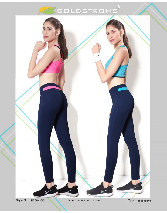 Women's Dri Fit-Four Way Stretch Yoga/Sports Pant