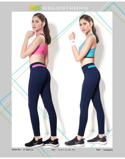 Women's Dri Fit-Four Way Stretch Yoga/Sports Pant