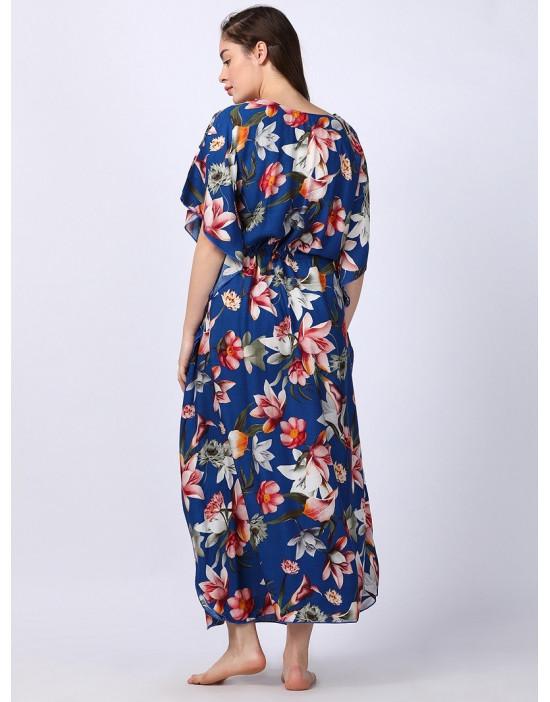 Minelli Women Printed Kaftan Dress