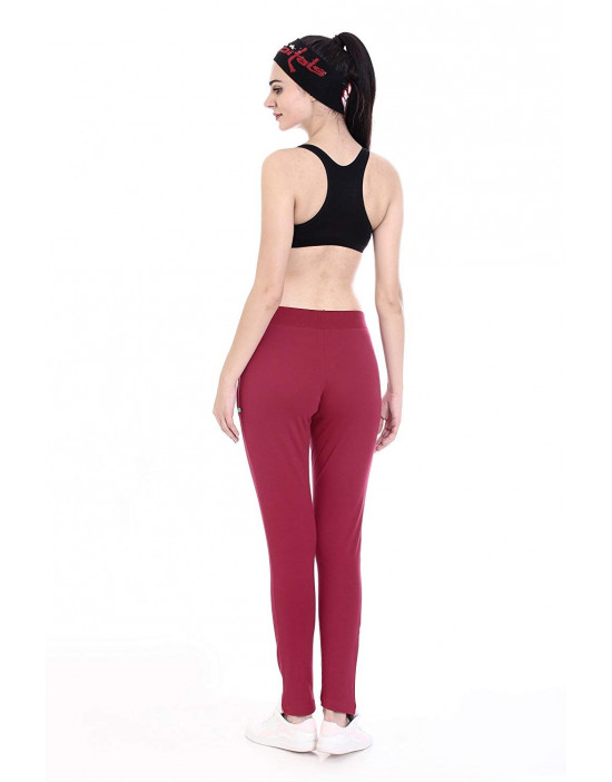 Women's Yoga/Sports Cotton Rich Fabric Stretch Pant