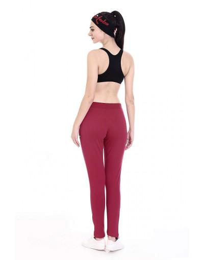 Women's Yoga/Sports Cotton Rich Fabric Stretch Pant
