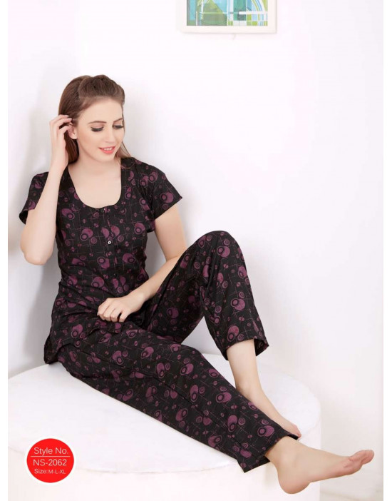 Minelli Top and Pyjama Set Lounge wear