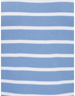 Round neck simple stripes