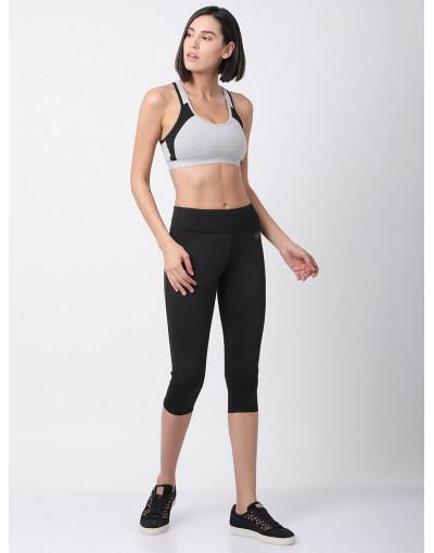 Women's Sports Dri Fit-Four Way Stretch Capri
