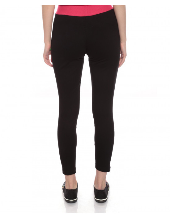 Goldstroms Women's Sports/Yoga/Casual TrackPant/Jogger with Narrow Bottom and Trendy Pocket