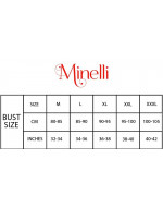Minelli Womens Round Neck Feeding/Maternity/Nursing Night Gown
