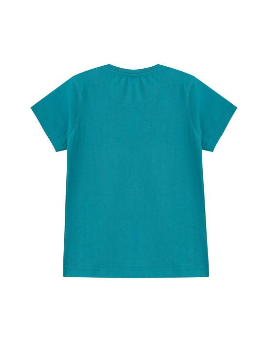 GOLDSTROMS Kids Round Neck Cotton Logo T-Shirt for Boys - Pack of 3 - (3-4) YEARS