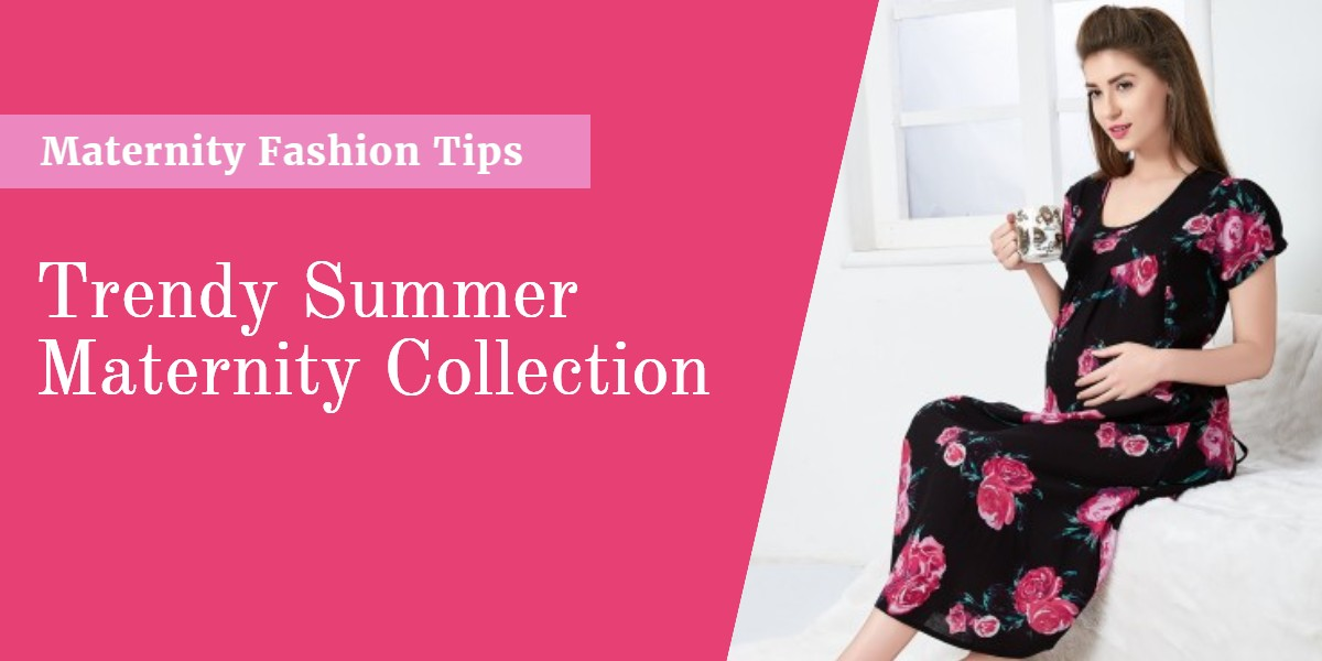 Trendy Summer Maternity Fashion Tips