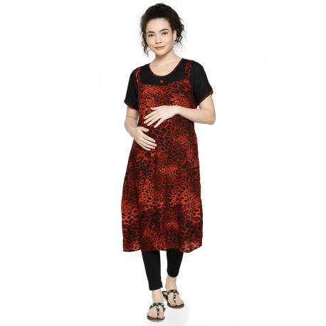 maternity-kurti-concealed-zip-for-women