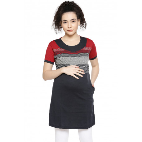 women maternity tops dress